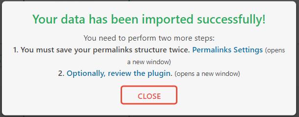 Eklenti ile WordPress hosting değiştirme tamamlandı