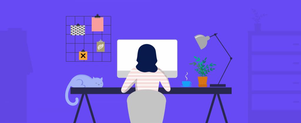 Evden Çalışma Nasıl Olur? Hostinger'dan Verimliliğinizi Artırmak için 6 Öneri
