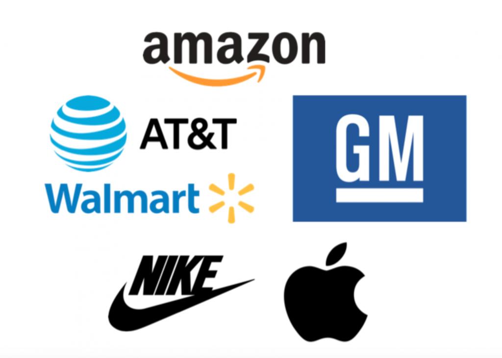 Dünyanın en ünlü ve tanınabilir logoları