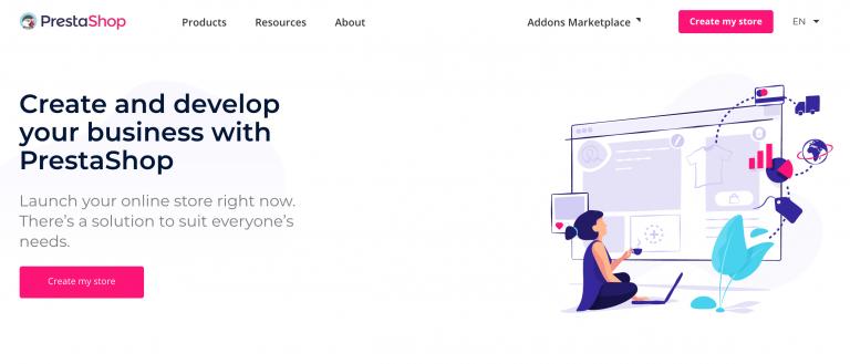 Online Butik Yazılımı PrestaShop