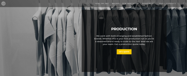 Indie Source toptan kıyafet üreticisi