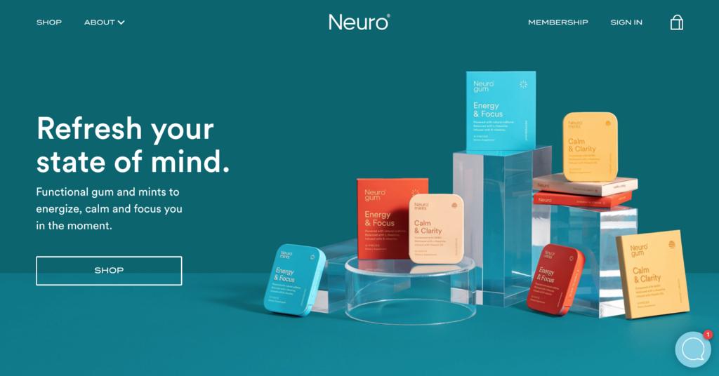 Neuro e-ticaret sitesi örnekleri