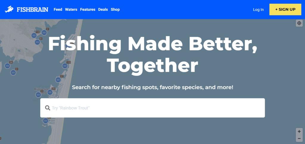 Fishbrain, Balıkçılık Meraklıları için bir Sosyal Ağ