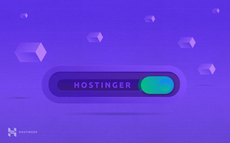 Hostinger'a Domain Yönlendirme Nasıl Yapılır? İki Farklı Yöntem